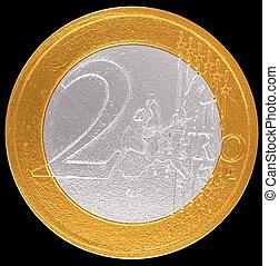 2 Euro: European Union currency