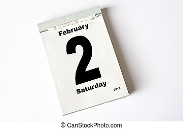 2., februari, 2013