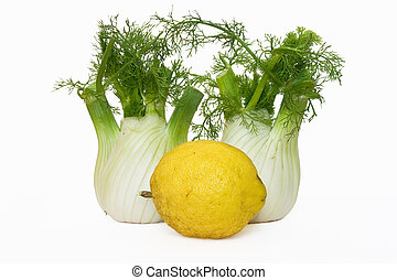 2 fennel and lemon