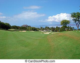 2, golf, paradiso