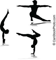 2, gymnastique