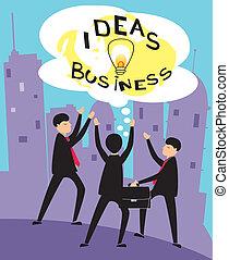 2, idées, business
