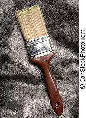 2-inch paintbrush