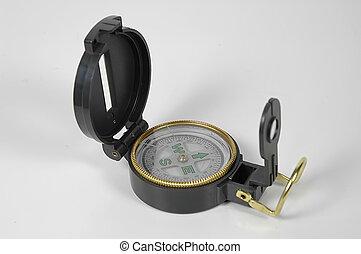 2, kompas