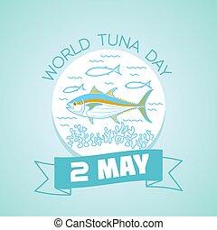 2 may World Tuna Day