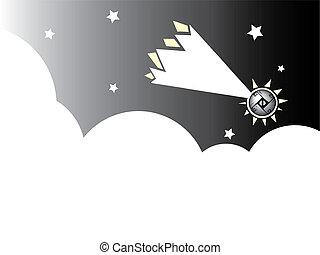 #2, meteoro