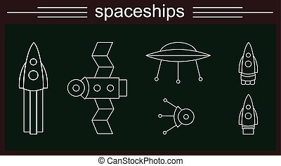 2, spaceships
