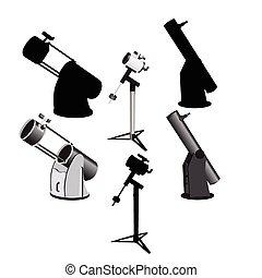 2, télescope