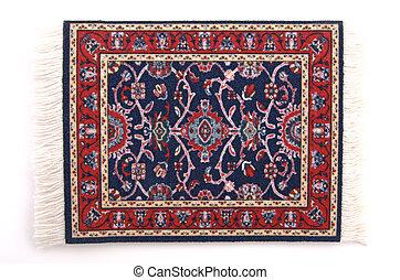 2, tapis persan