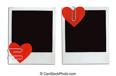 2 Valentine Cards (+clipping path, XXL)