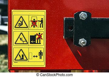 2, warnzeichen