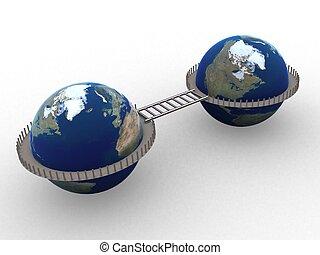 2-worlds