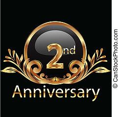 2 years anniversary birthday