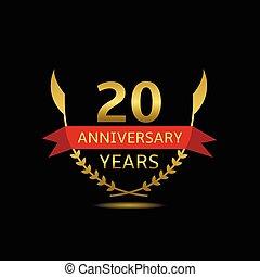 20 Anniversary years