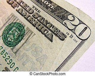 20 Bucks - Twenty dollar bill