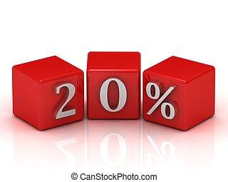 20, cento