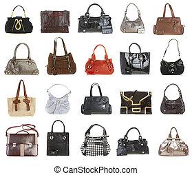 20, handtaschen