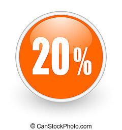 20 percent icon