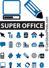 20 super office signs