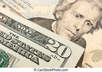 20, us dollar