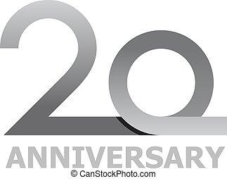 20 years anniversary number