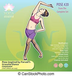 20 YOGA Inspired by Parvatis Graceful Dance