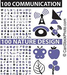 200, comunicación
