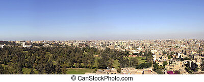 2005, el cairo, giza, panorama, pirámides