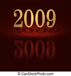 2009, זהב