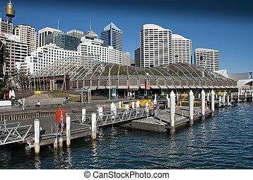 2009, 湾, 8月, シドニー