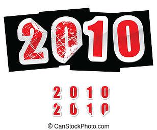 2010, año nuevo