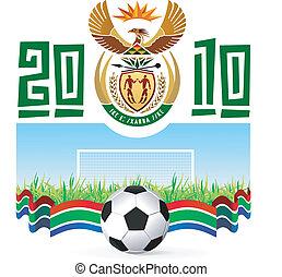 2010, afrique sud, tasse, mondiale