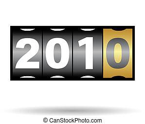 2010, anno