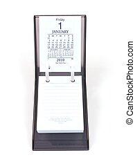 2010 Desk Calendar