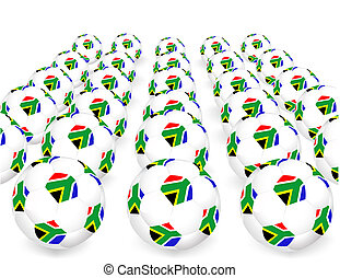2010 FIFA World Cup South Africa balls