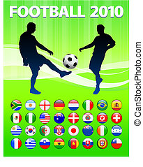 2010 Global Soccer Football Match