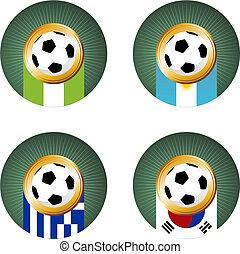 2010, világbajnokság, dél-afrika, csoport, b betű