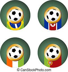 2010, világbajnokság, dél-afrika, csoport, g betű