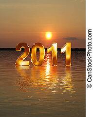 2011, 日没, 年