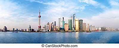 Shanghai - 2011,Highly detailed image of the current ...