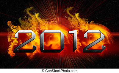 2012, αποκάλυψη , έτος