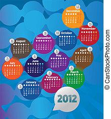 2012, 暦年, 準備された