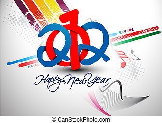 2012, achtergrond, jaarwisseling