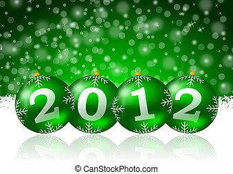 2012, anno nuovo