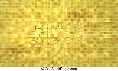 2012 background - Transition from 2011 to 2012 on gold...