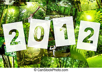 2012 Calender Cover