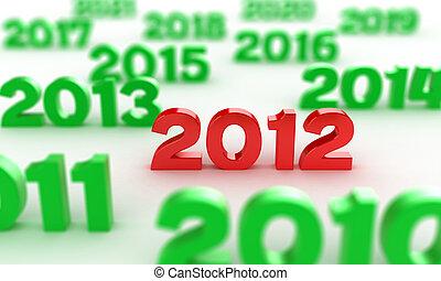 2012 date