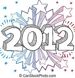 2012 explosion vector