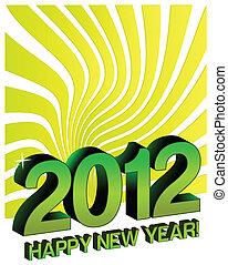 2012 Happy New years