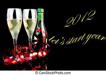 2012, let?s, start, jahr